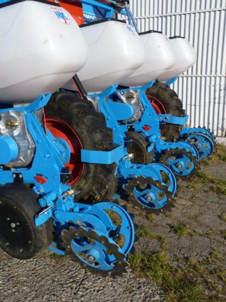 Monosem NX2 roues crantées