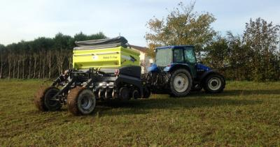 New Holland TL90 Sky EasyDrill